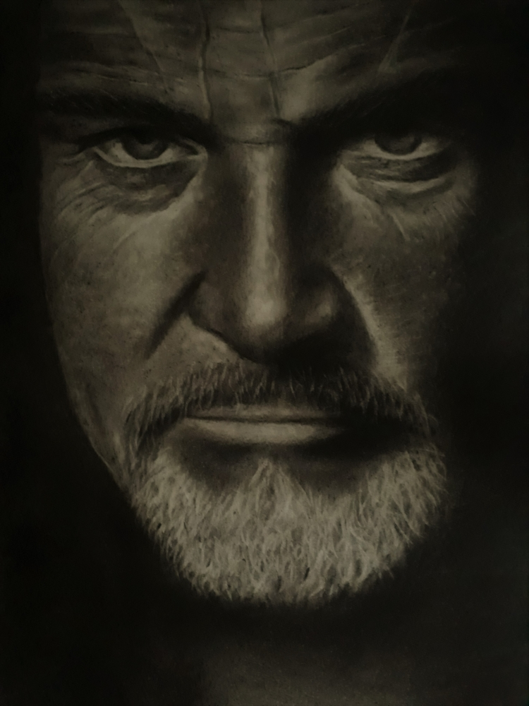 Sean Connery by Sipri